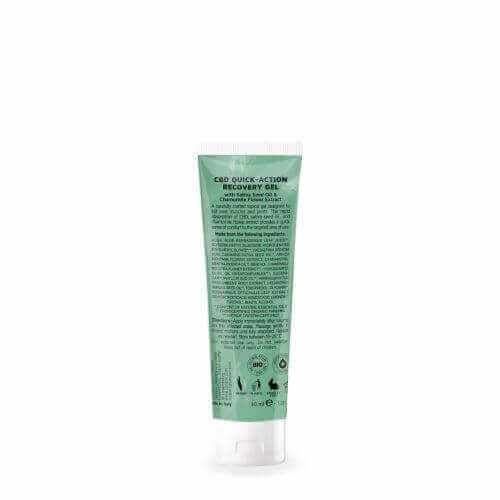 CBD Quick Action Recovery Gel